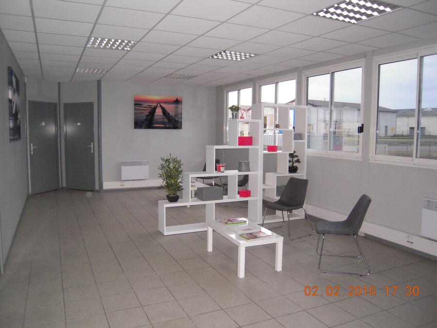Aeno location bureaux partagés et box de stockage entreposage et